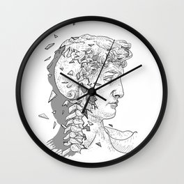 Occult David Wall Clock