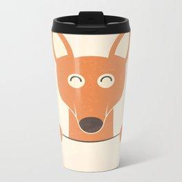 Pocket Kangaroo Metal Travel Mug