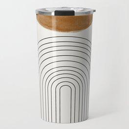 Minimalist Space Travel Mug
