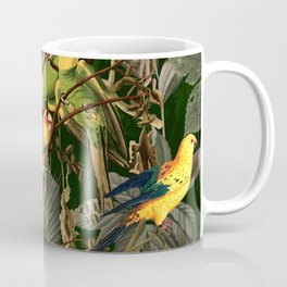 Floral and Birds XXXVI Coffee Mug