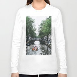 Canal Cruise Long Sleeve T-shirt