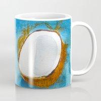 coco Mugs featuring Coco by Cro_Ki