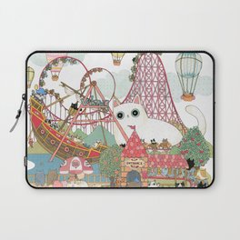 the Day of the rollercoaster Laptop Sleeve