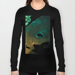 A mysterious glow Long Sleeve T-shirt