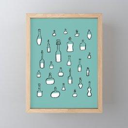 Lactose fest Framed Mini Art Print