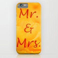 Mr. and Mrs. iPhone 6s Slim Case