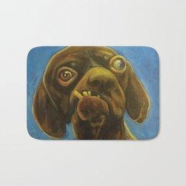 Dogface Bath Mat