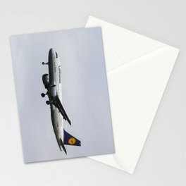 Lufthansa Airbus A320 Stationery Cards