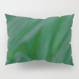 Green SWIRL Pillow Sham