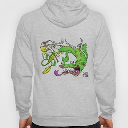 The Luck Dragon Hoody