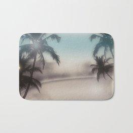 Dreamy Palms Bath Mat