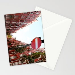 london calls Stationery Cards