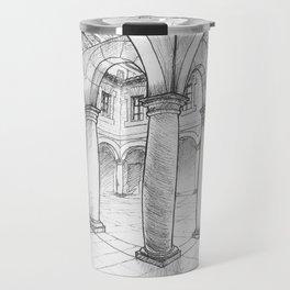 Courtyard Travel Mug