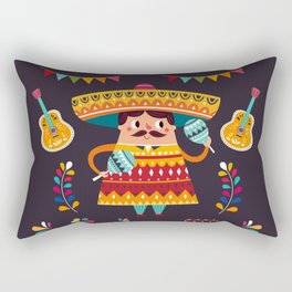 Cinco de Mayo – Mexico Rectangular Pillow