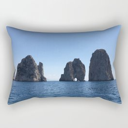 Tunnel of Love, Capri Rectangular Pillow