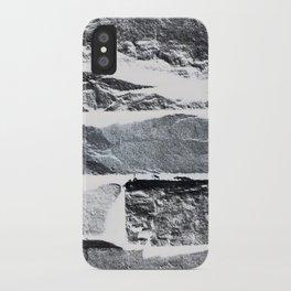 Arctic Stone iPhone Case