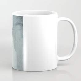 Skull - Fancy Mr X Coffee Mug