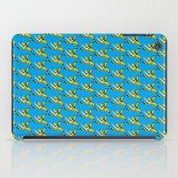 banana iPad Cases featuring banana by shunsuke art