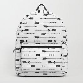 Vintage Boho Arrows Backpack