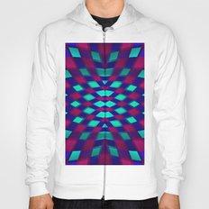 Geometric Kaleidoscope G422 Hoody