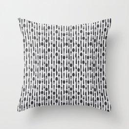 Kithen Cutlery Throw Pillow