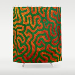 Sunflower II Shower Curtain