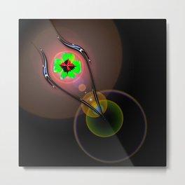 Magical Light and Energy 21 Metal Print