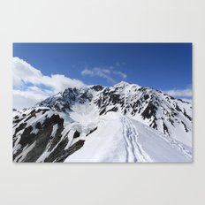 Mount Marathon Canvas Print