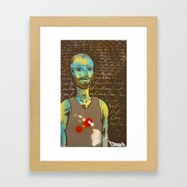 Kane Framed Art Print