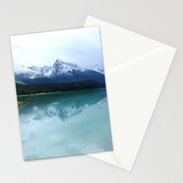 The Spirit of Maligne Lake Stationery Cards