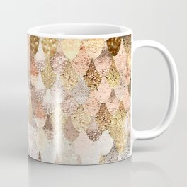 MERMAID GOLD Coffee Mug