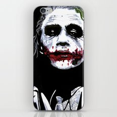 Joker joker iPhone & iPod Skin