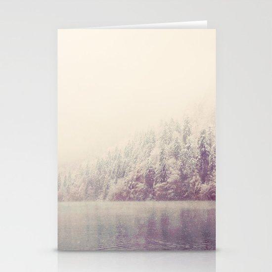 winter wonderland ...  Stationery Cards