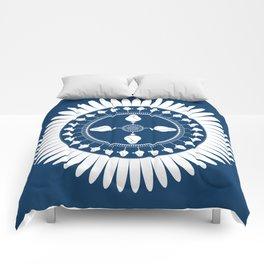 Botanical Ornament Comforters