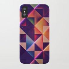 lyng pyst gwnn iPhone X Slim Case