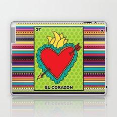El Corazon Laptop & iPad Skin