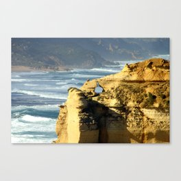 Key Hole Rock #2 Canvas Print