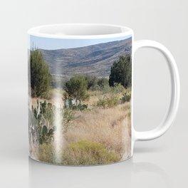 Bed of Cactus Coffee Mug