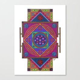 Just Another Roll of the Dice Canvas Print