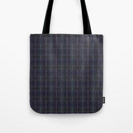 Backsplash Square Glass Spirals Tote Bag