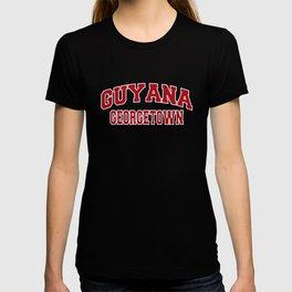 Georgetown Guyana City Souvenir T-shirt