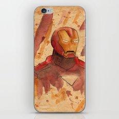 Metal iPhone & iPod Skin