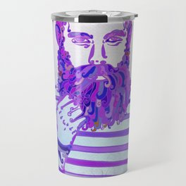 Sea Wolf Ghost Travel Mug