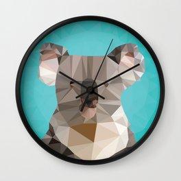 ♥ KOALA BEARS ♥ Wall Clock