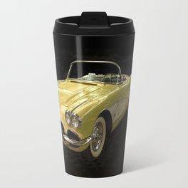 Classic Corvette Travel Mug