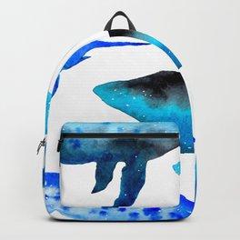 Giants of the deep Backpack