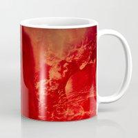 passion Mugs featuring Passion by Loredana:Flowers