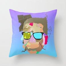 Dondi. Throw Pillow