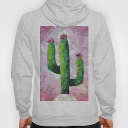 Cactus Collage Hoody