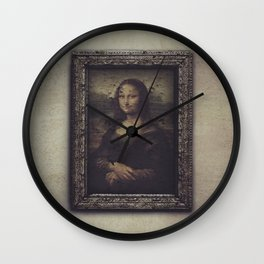 Nothing lasts forever. Wall Clock